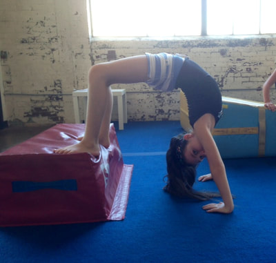 intown tumbling and yoga for kids  home